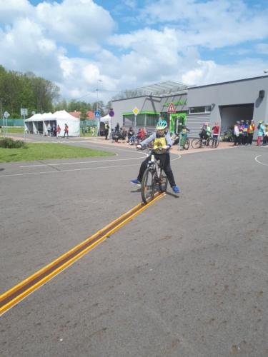 Městské kolo Dopravní soutěže mladých cyklistů f04