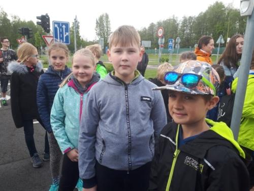 Městské kolo Dopravní soutěže mladých cyklistů f06