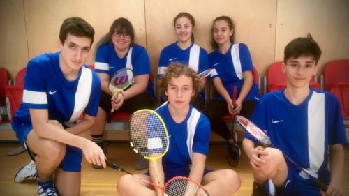 Městské kolo v badmintonu f01