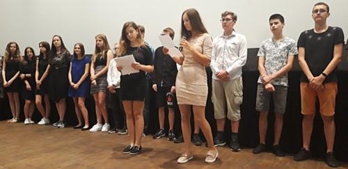 Ukončení školního roku v kině Centrum f02