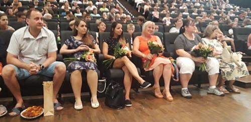 Ukončení školního roku v kině Centrum f07