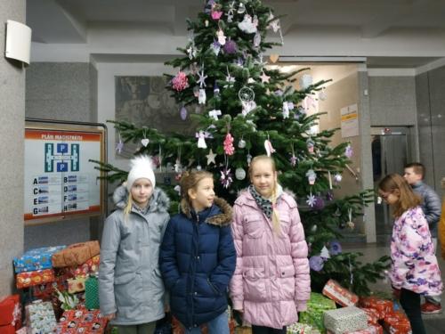 Vánoční ozdoby dětí ŠD získaly diplom f02